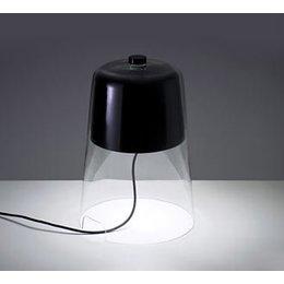 Oluce Semplice 226 - Tafellamp - Zwart