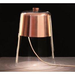 Oluce Table lamp - Semplice 226 - Copper