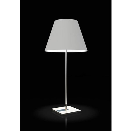 Axis71 Table Lamp - One Table Medium - White