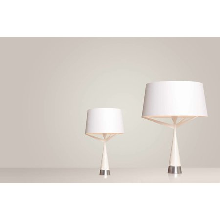 Axis71 Table lamp - S71 Medium - white, silver