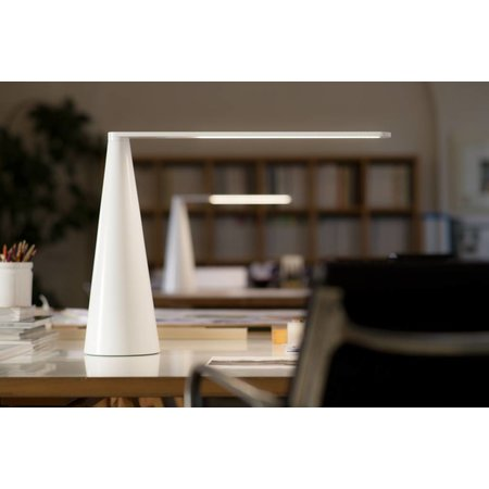 Martinelli Luce LED Table lamp ELICA - WHITE
