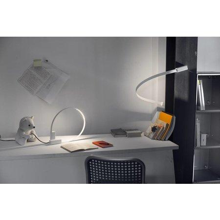 Martinelli Luce LED Table lamp FLUIDA - WHITE