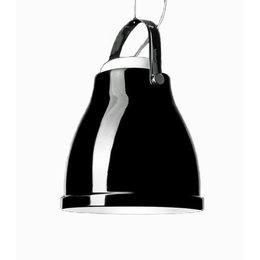 Antonangeli Hanging Lamp - Big Bell - Black