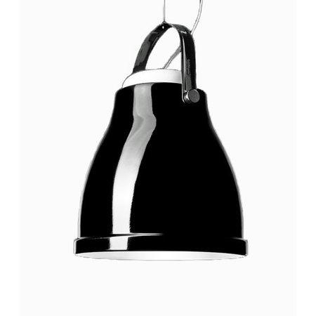 Antonangeli Hanging Lamp - Big Bell - Black