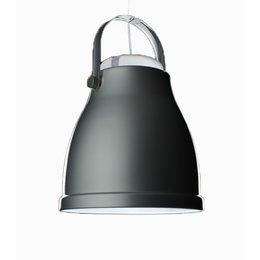 Antonangeli Hanging Lamp - Big Bell - Gray