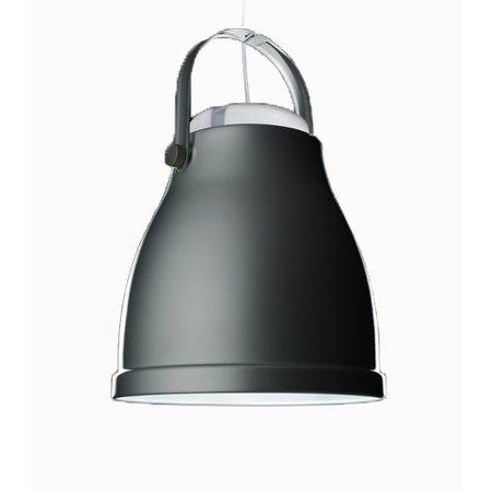 Antonangeli Hanging Lamp - Big Bell - Gray
