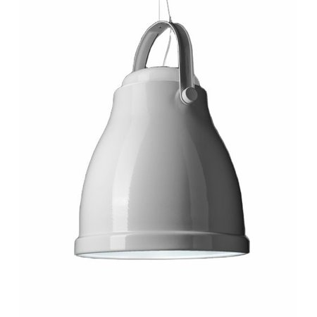 Antonangeli Hanging Lamp - Big Bell - White
