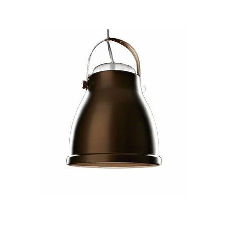 Antonangeli Pendant Lamp - Small Bell - Bronze
