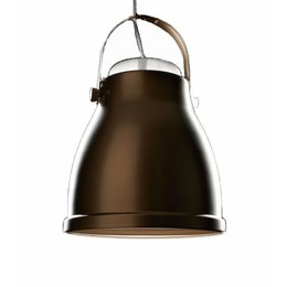 Antonangeli Hanging Lamp - Big Bell - Bronze