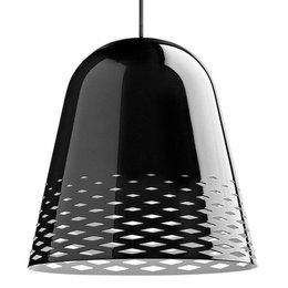 Rotaliana Capri H1 - Hanglamp - Zwart