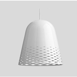 Rotaliana Capri H2 - Hanglamp - Wit
