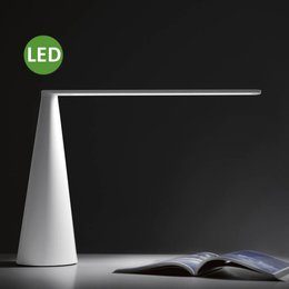 Martinelli Luce ELICA - LED Tafellamp - Wit
