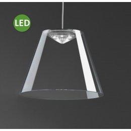 Rotaliana Dina H1 - LED Hanglamp - Transparant