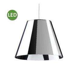 Rotaliana LED Hanging Lamp - Dina H1 - Chrome