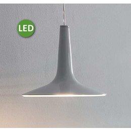 Oluce Kin 479 - LED Hanglamp - Wit