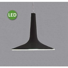 Oluce Kin 479 - LED Hanglamp - Zwart