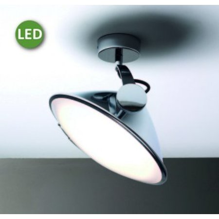 Antonangeli LED Ceiling Lamp - Armonica - Chromed