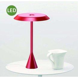 Nemo Panama Mini - LED Tafellamp - Rood