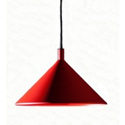 Martinelli Luce Hanging lamp CONO - RED
