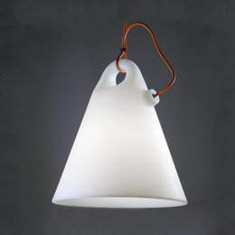 Martinelli Luce Trilly Junior - Hanglamp - Wit
