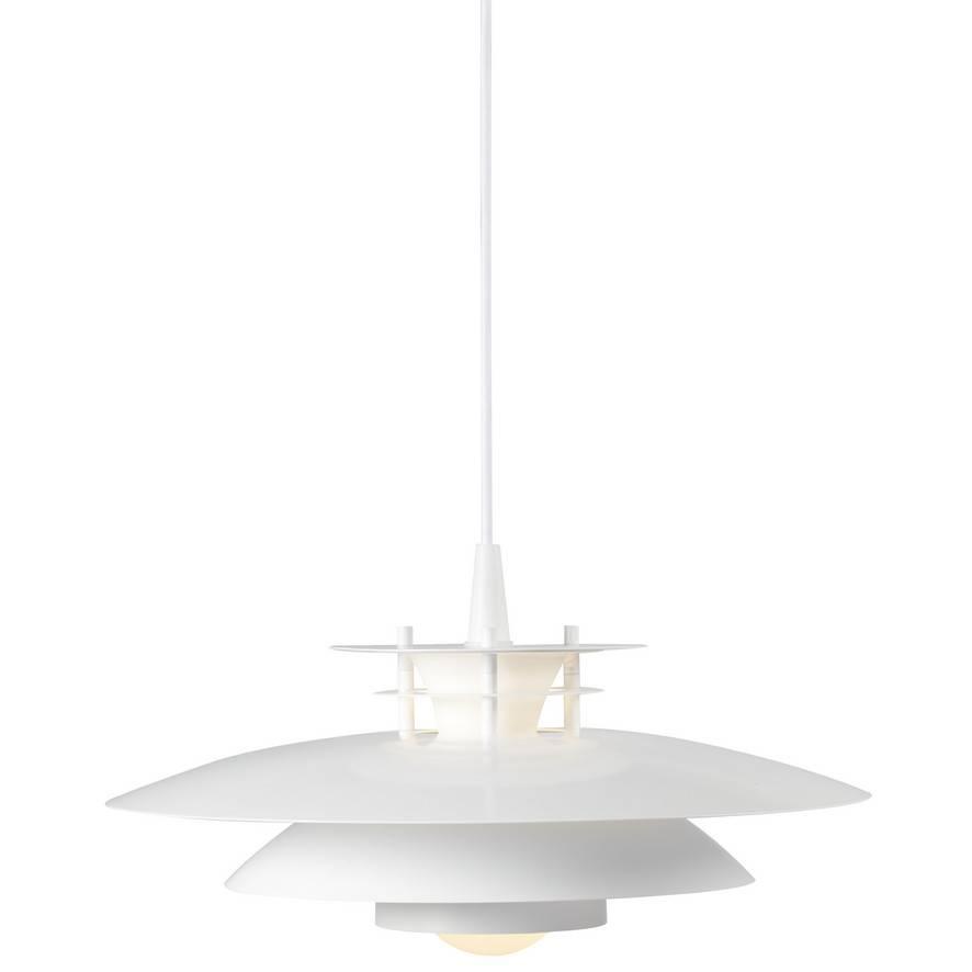 nordlux ld 240 hanglamp wit duurk. Black Bedroom Furniture Sets. Home Design Ideas
