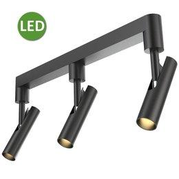 Nordlux MIB 3 - Plafondlamp - Zwart