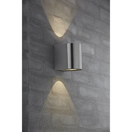 Nordlux Exterior light Canto - Stainless Steel