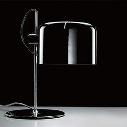 Oluce Coupe 2202 - Tafellamp - Zwart