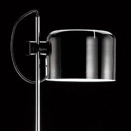 Oluce Coupe 3321 - Staande lamp - Zwart