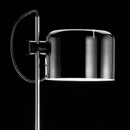 Oluce Floor Lamp Coupe 3321 - Black
