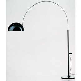 Oluce Floor lamp Coupe 3320/R - Black