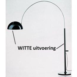 Oluce Floor lamp Coupe 3320/R - White
