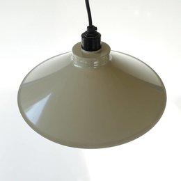 Vintage ES HORN suspended lamp - Beige