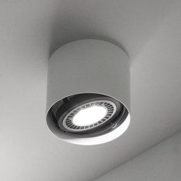 Martinelli Luce EYE enkel - Plafondlamp - Wit