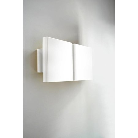 Axis71 Wall Lamp Square 2P - White