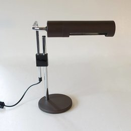 Vintage HALA reading lamp - Brown