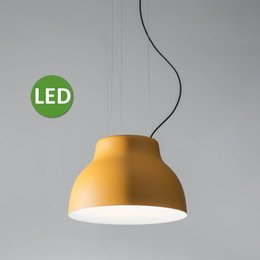 Martinelli Luce CICALA - LED Hanglamp - Geel