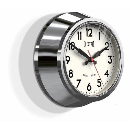 "Newgate Small ""Electric"" Wall Clock"