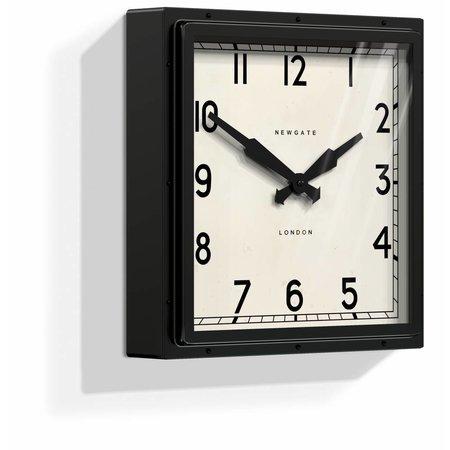 Newgate Quad Wall Clock