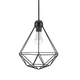 Nordlux Tees - Hanglamp - Zwart