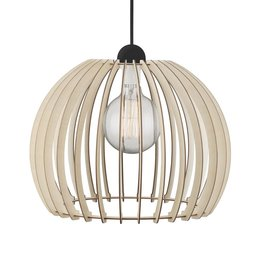 Nordlux Chino 40 - Hanglamp - Hout
