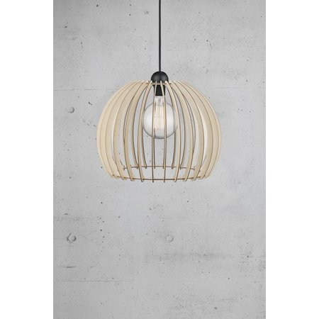 Nordlux Hanging lamp Chino 40 - Wood