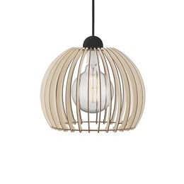 Nordlux Chino 30 - Hanglamp - Hout