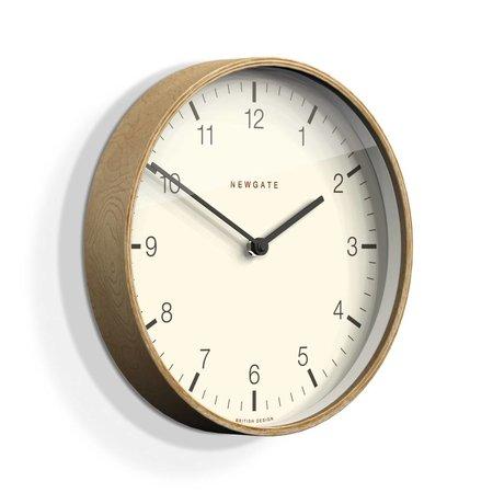 Newgate MR Clark - Wall Clock - Light Brown