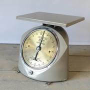 Vintage Salter weegschaal - PTT weger - GRIJS
