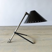 Vintage HALA bureaulamp Pinokkio - ZWART