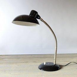 Vintage SIS - bureaulamp - ZWART