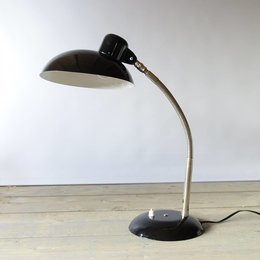 Vintage SIS - desk lamp - BLACK