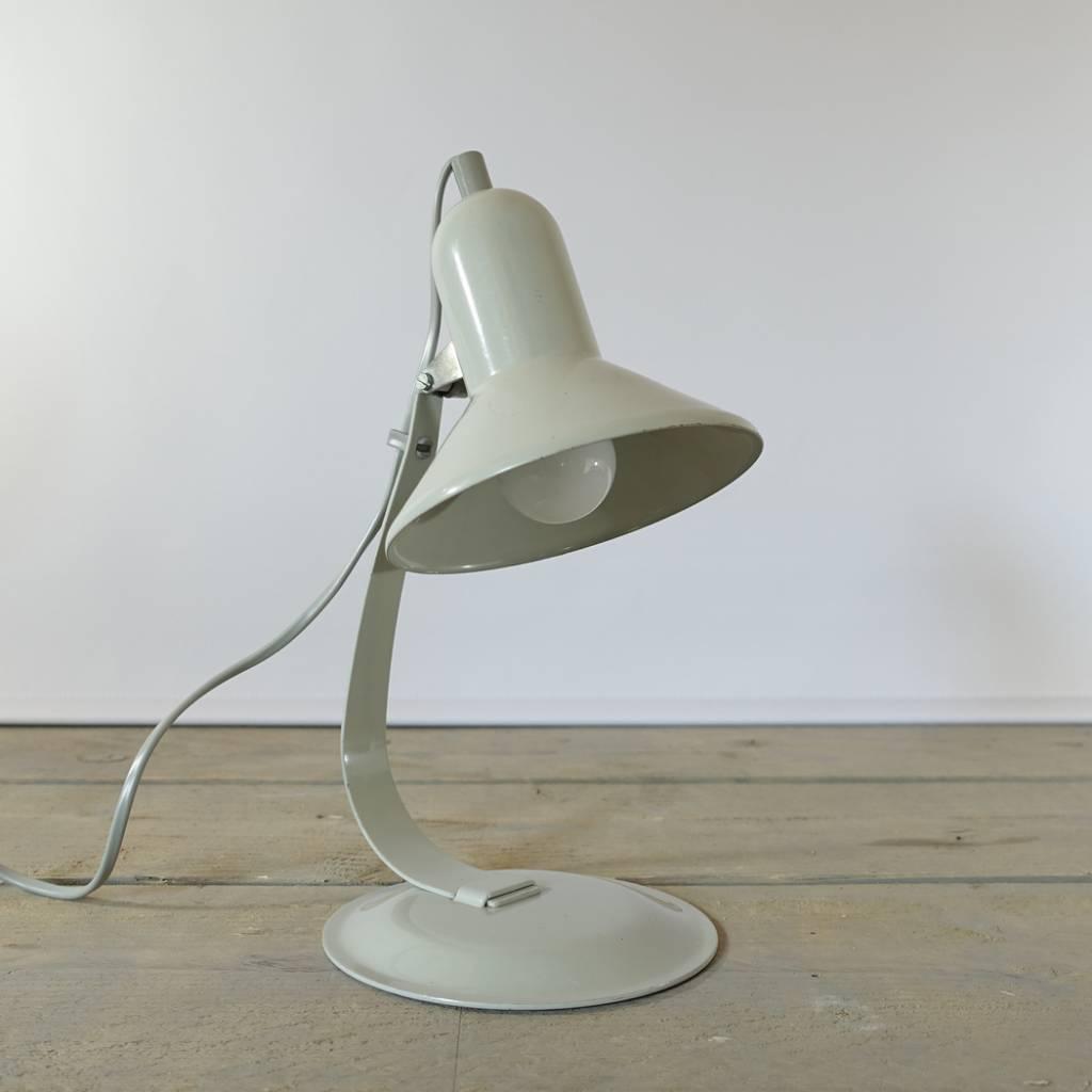 Vintage Vrieland Design Desk Lamp Grey