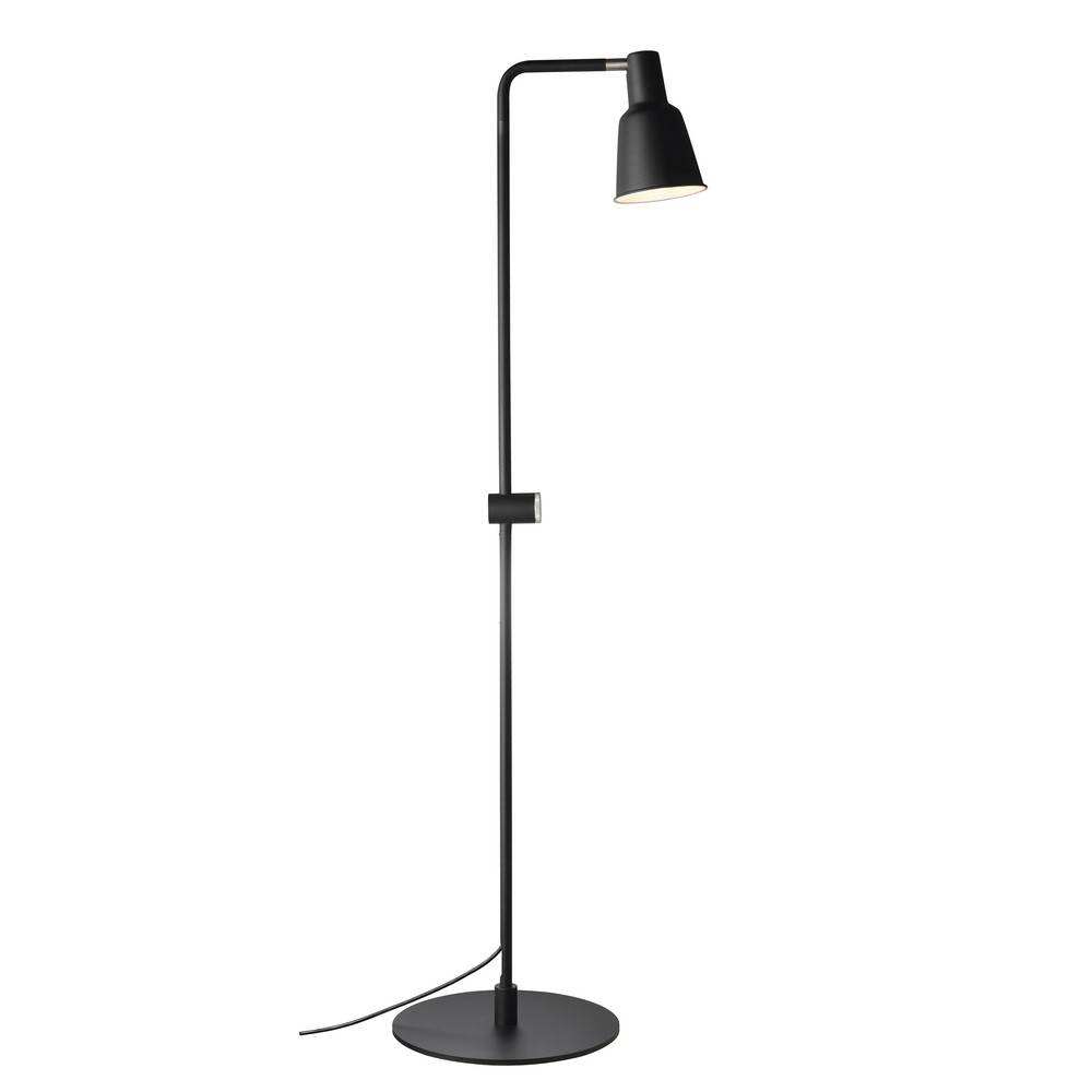 Nordlux patton staande lamp zwart duurk for Lampen nordlux